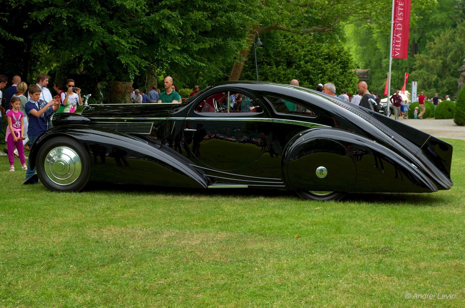 1925 rolls royce phantom i aerodynamic coupe andrei levin fotografo. Black Bedroom Furniture Sets. Home Design Ideas